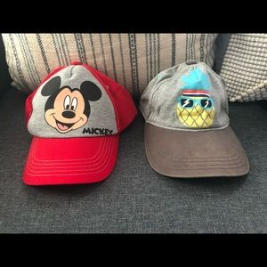 Toddler Boys' Hats Disney and Gymboree